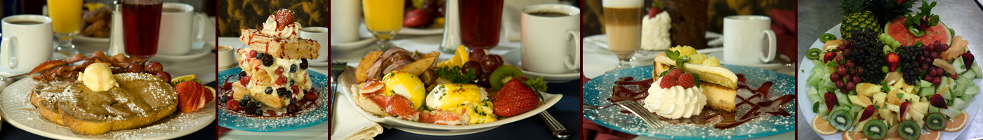 Breakfast and breaks for your conference